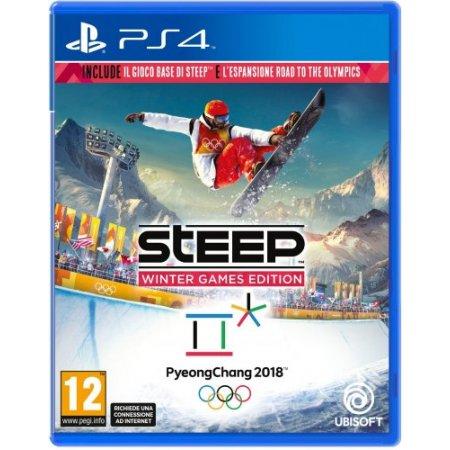 Ubisoft Gioco adatto modello ps 4 - Ps4 Steep Olympics Edition 300096696