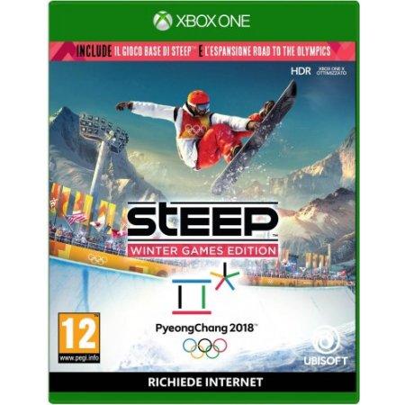 Ubisoft Gioco adatto modello xbox one - Xbox One Steep Olympics Edition 300096709