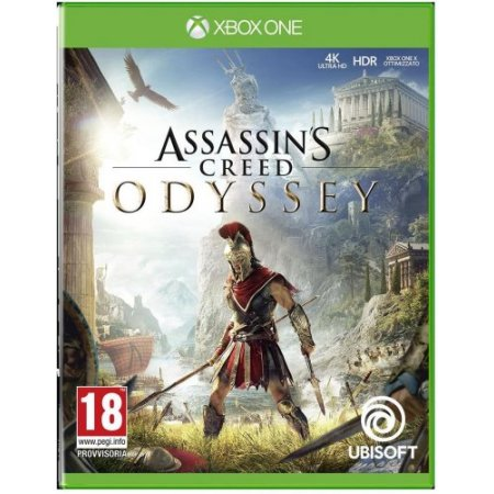 Ubisoft - Xbox One Assassin's Creed Odyssey Std Ed 300102093