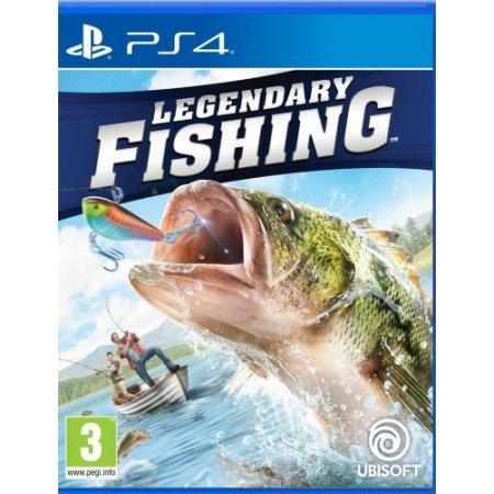 Ubisoft Gioco adatto modello ps 4 - Ps4 Legendary Fishing