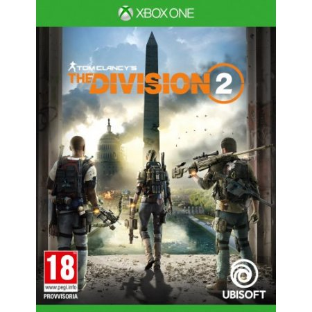 Ubisoft - Xbox One Tom Clancy's The Division 2 300103172