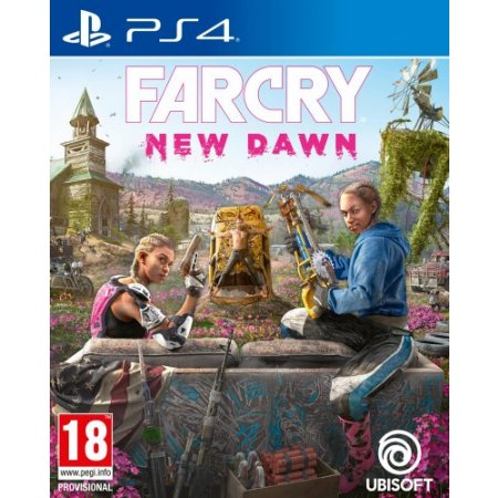 Ubisoft Gioco adatto modello ps 4 - Ps4 Far Cry New Dawn Ita