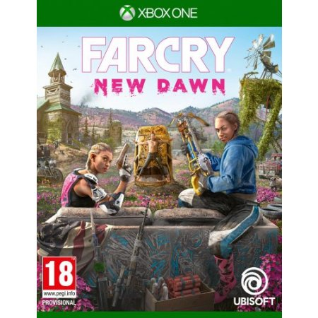 Ubisoft Gioco adatto modello xbox one - Xbox One Far Cry New Dawn Ita 300105307