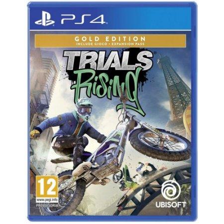 Ubisoft Gioco adatto modello ps 4 - Ps4 Trials Rising Gold 300095837