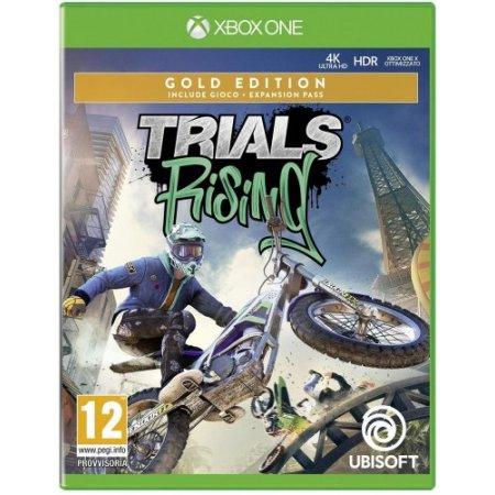 Ubisoft Gioco adatto modello xbox one - Xbox One Trials Rising Gold 300095848
