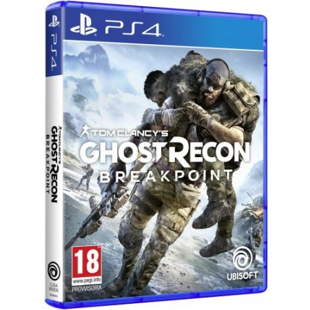 Ubisoft Gioco adatto modello ps 4 - Ps4 Tom Clancys Ghost Recon Breakpoint