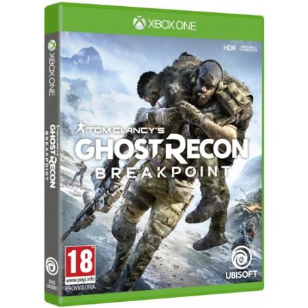 Ubisoft - Xbox One Tom Clancys Ghost Recon Breakpoint