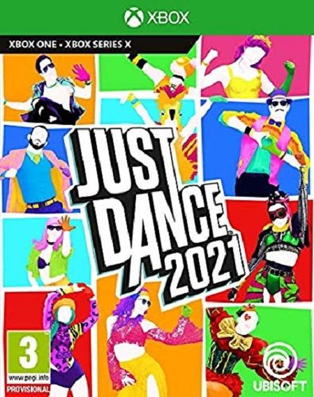 JUST DANCE 2021 ITA XBOX ONE