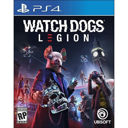 WATCH DOGS LEGION ITA PS4 Watch Dogs: Legion