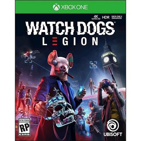 Ubisoft - Watch Dogs Legion - XONE
