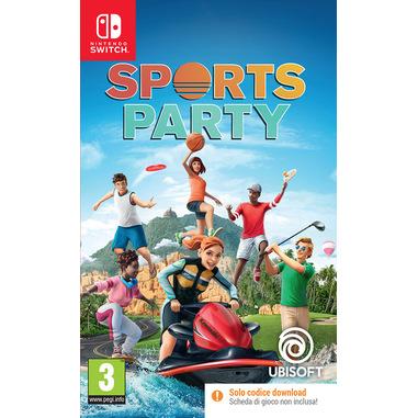 Sports Party Codice per download - Gioco nintendo Switch
