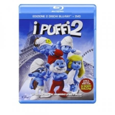 UNIVERSAL PICTURES Titolo: I Puffi 2 - I PUFFI 2 BLU-RAY+DVD