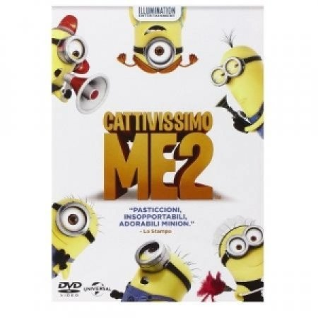 UNIVERSAL PICTURES - CATTIVISSIMO ME 2 - DVD