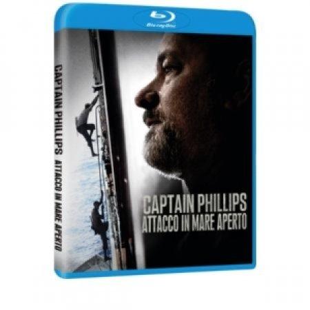 UNIVERSAL PICTURES Titolo: Captain Phillips Attacco In Mare Aperto - CAPTAIN PHILLIPS ATTACCO IN MARE BD