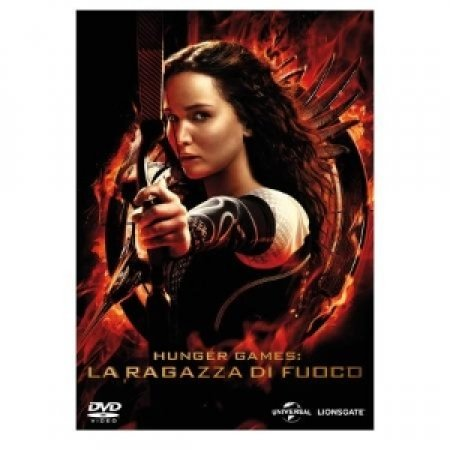 UNIVERSAL PICTURES - HUNGER GAMES - DVD