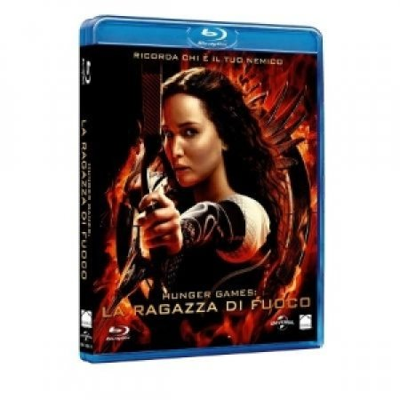 UNIVERSAL PICTURES Titolo: Hunger Games La Ragazza di Fuoco - HUNGER GAMES - BLU-RAY DISC
