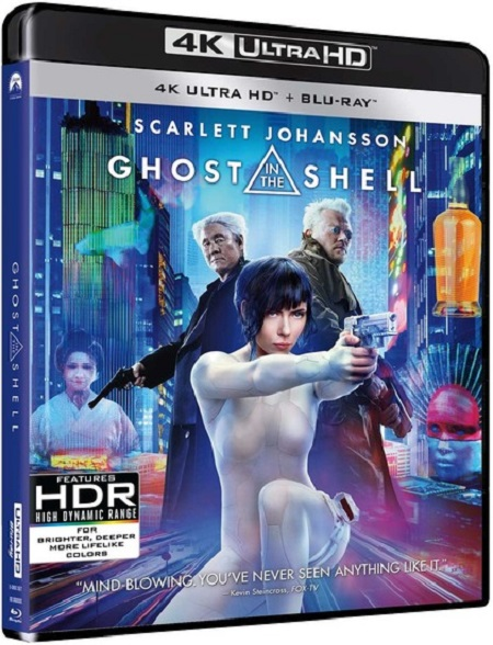 Universal Pictures Ghost in the Shell - 748311862ph