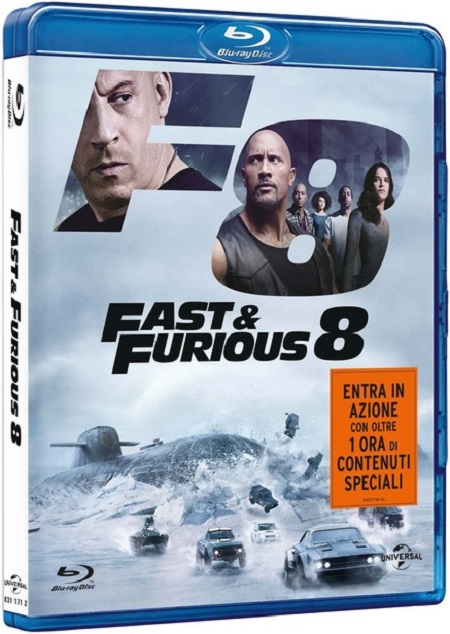 BRD FAST AND FURIOUS 8