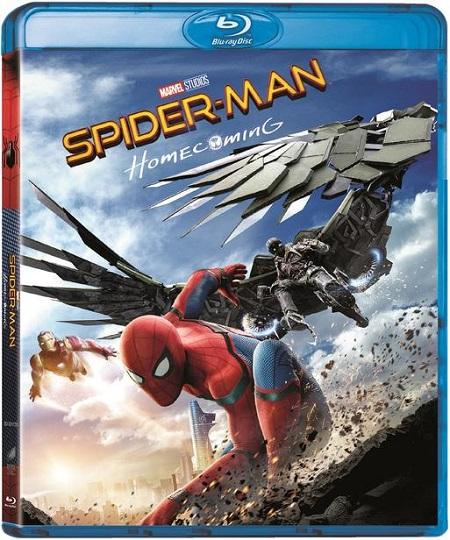 BRD SPIDER-MAN HOMECOMING