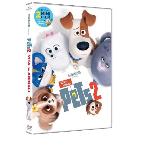 Universal Pictures - Pets 2 Vita da Animali
