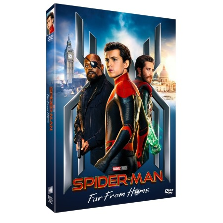 Universal Pictures - Spider-Man: Far From Home DVD