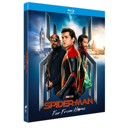 Universal Pictures - Spider-Man: Far From Home Blu-ray
