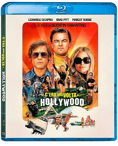 Universal Pictures - BLU RAY C ERA UNA VOLTA A ...HOLLYWOOD Bd8320296