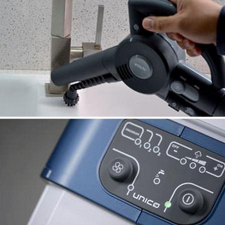 Polti Pulitore Unico Completo - Unico MCV80 Total Clean & Turbo