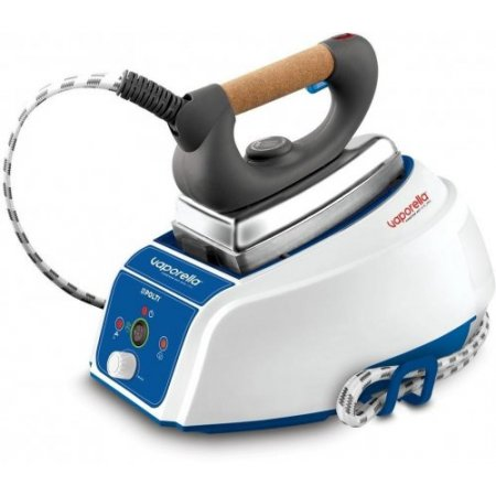 Polti Ferro a caldaia 2150 w - Forever 657 Eco Pro Pleu0230 Acciaio-blu