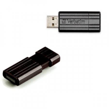 VERBATIM - PINSTRIPE BLACK 64GB