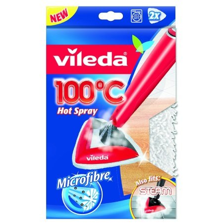 Vileda - Ricambio 100° Steam