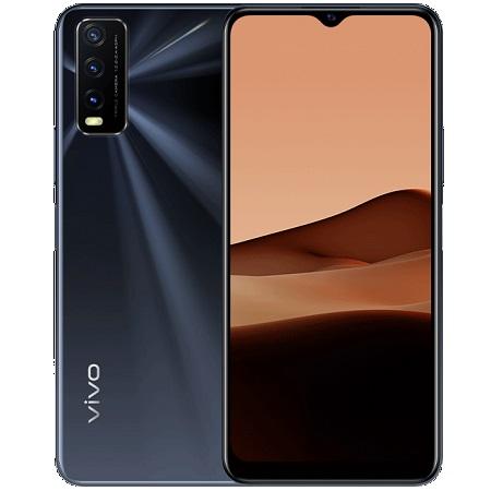 "Vivo Y20s Obsidian Black Smartphone Display 6,51"""