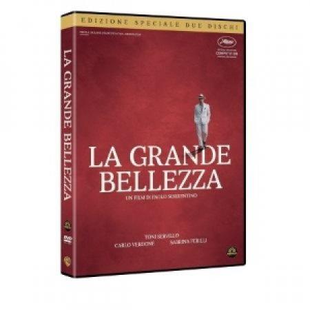 WARNER BROS.ENT.DIV.HOME VIDEO Genere: drammatico - LA GRANDE BELLEZZA SPECIAL ED. DVD