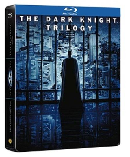 BRD Cavaliere Oscuro (Il) - Trilogia