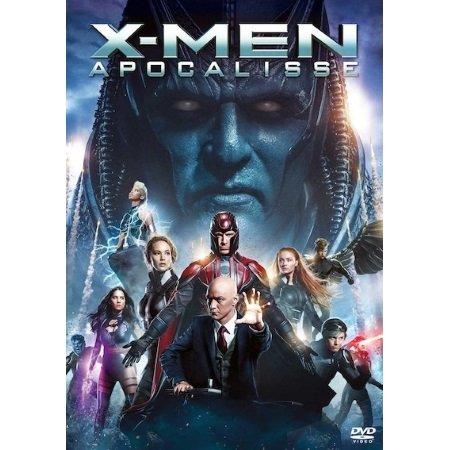 Warner Bros X-Men Apocalisse - X-MEN APOCALISSE - DVD
