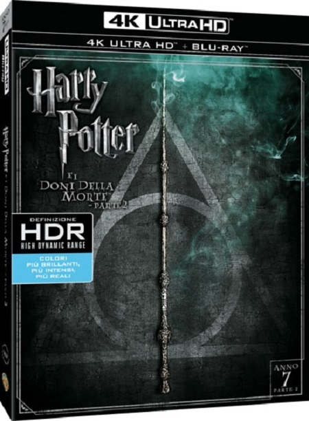Warner Bros Harry Potter e i doni della morte - Parte 2 - 1000642141