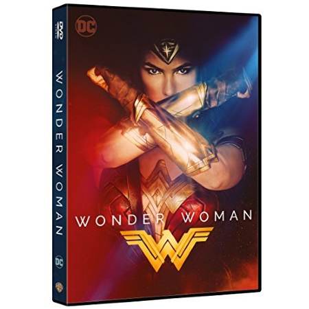 Warner Bros Genere Fantasy - Wonder Woman DVD
