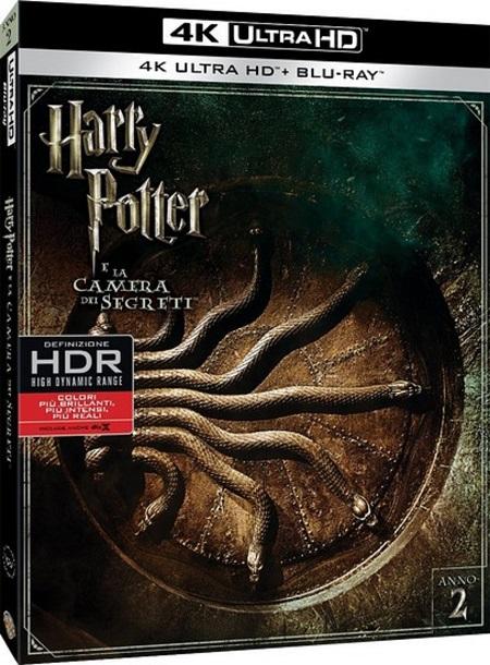 Warner Bros Harry Potter e la camera dei segreti - 1000695699