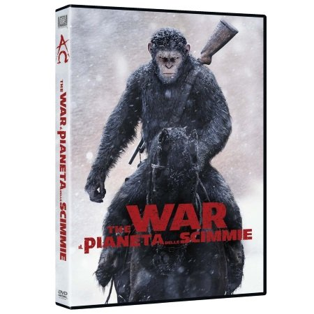 Warner Bros.ent.div.home Video - The War Il Pianeta Delle Scimmie