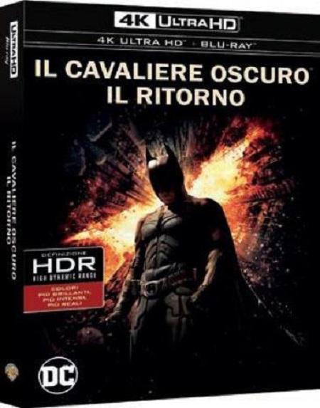 Warner Bros l Cavaliere Oscuro - Il Ritorno - 1000703008