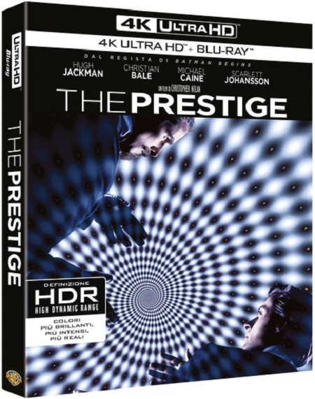 Warner Bros The Prestige - 1000703012