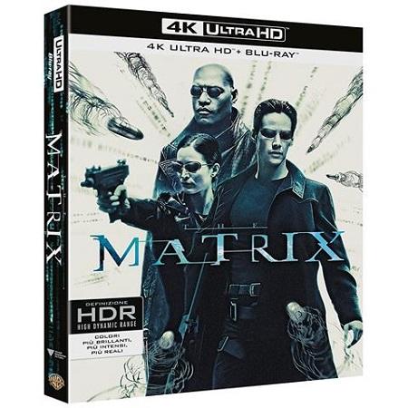 Warner Bros.ent.div.home Video MATRIX - 1000715978