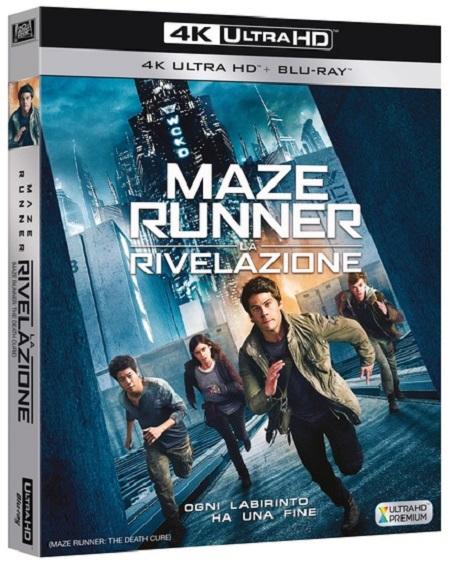 Warner Bros Maze Runner. La Rivelazione - 1000714435
