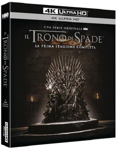 Warner Bros Il trono di spade. Game of Thrones. Stagione 1 - 1000720816