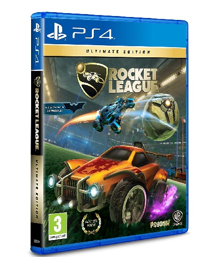 Warner Bros.ent.div.home Video  Rocket League Ultimate Edition Piattaforma: PS4 - 1000717473