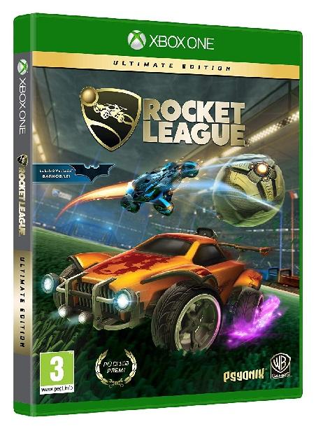Warner Bros.ent.div.home Video Rocket League Ultimate Edition  - 1000717474