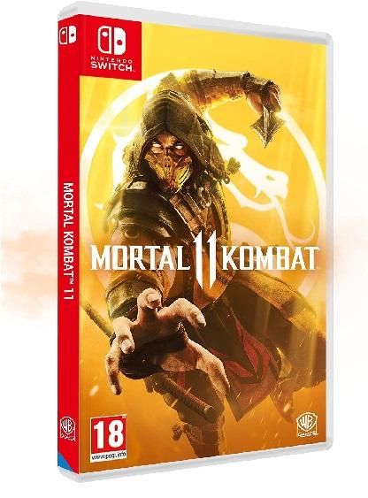 Warner Bros.ent.div.home Video Mortal Kombat 11 - 1000741710