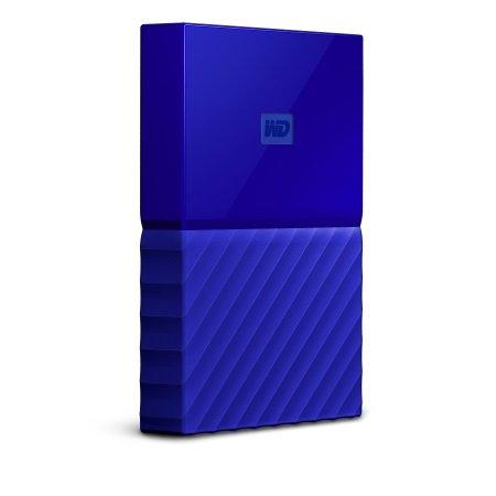 Western Digital Hard Disk esterno - My Passport 1TB Blue