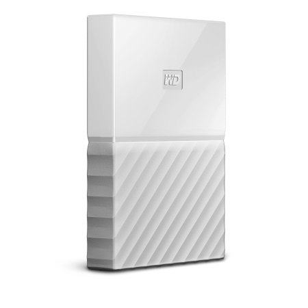 Western Digital - My Passport 1TB White