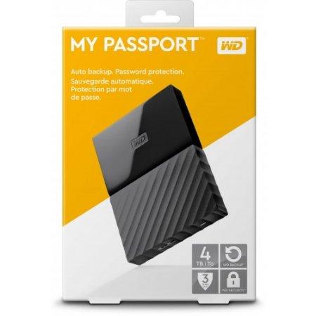 Western Digital Hard disk portatile - Wdbyft0040bbk-wesn